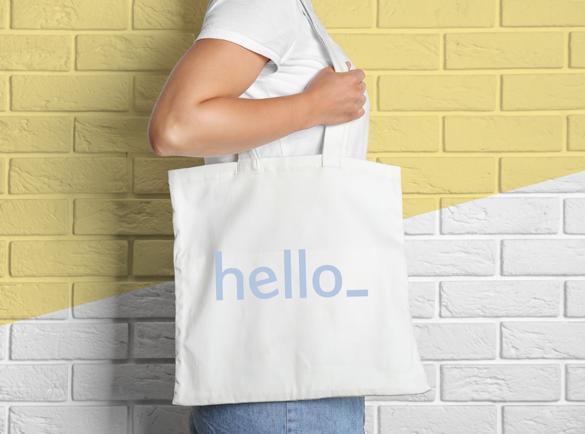 Come distinguersi in una mostra o in una fiera | Distribuisci borse personalizzate con il tuo logo