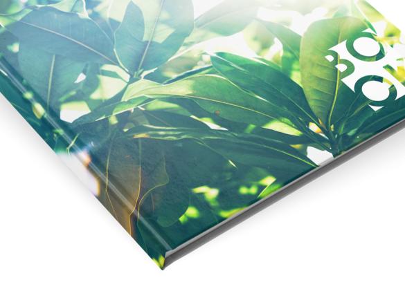 Introduzione ai diversi tipi di rilegatura | Rilegatura con copertina cartonata