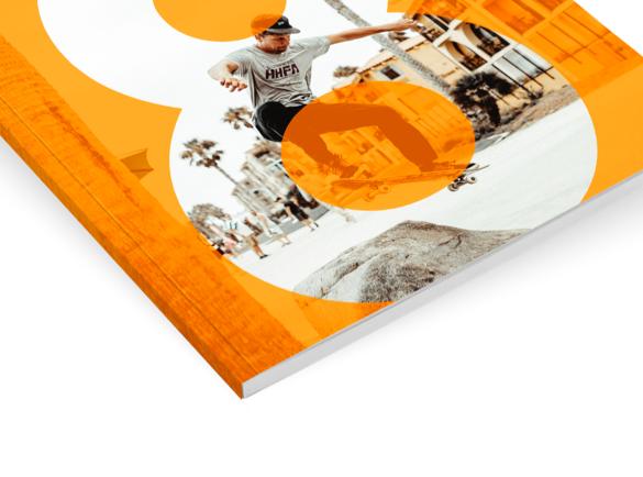 Introduzione ai diversi tipi di rilegatura | Rilegatura Brossura Fresata