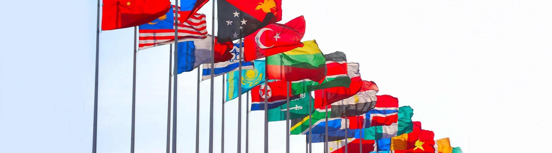 Quali paesi hanno le bandiere più pazze?