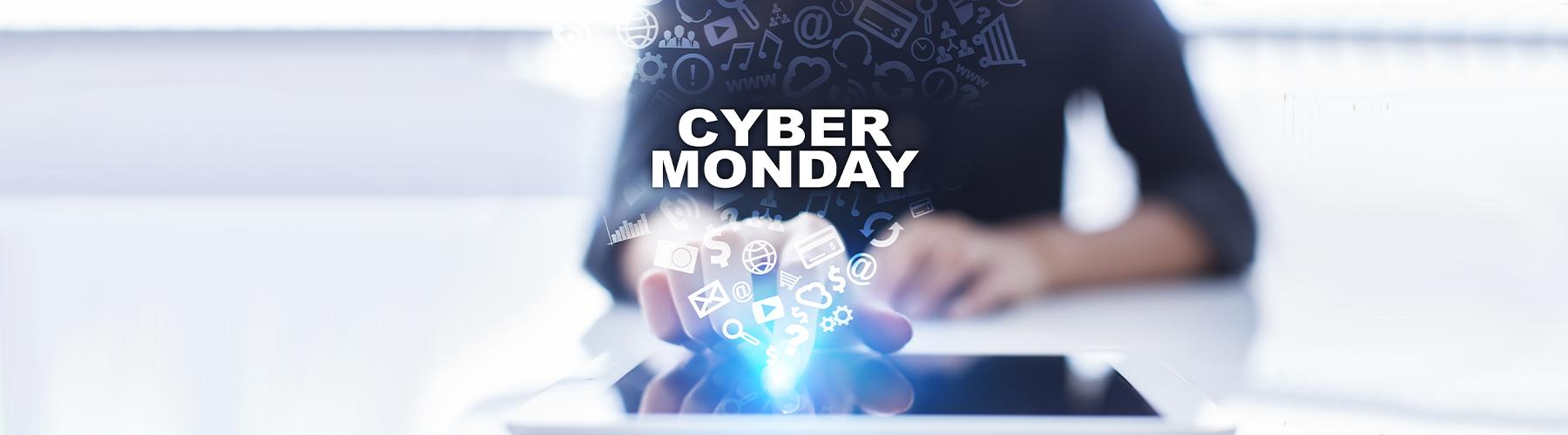 10 idee di promozione per il Ciber monday