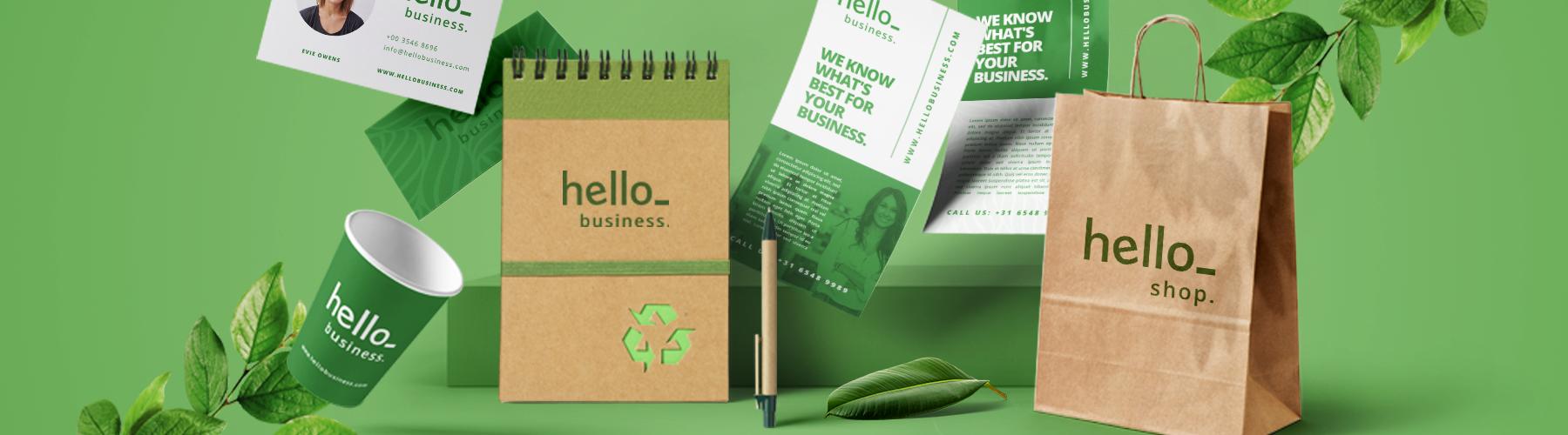 I 10 prodotti ecologici migliori per le tue promozioni