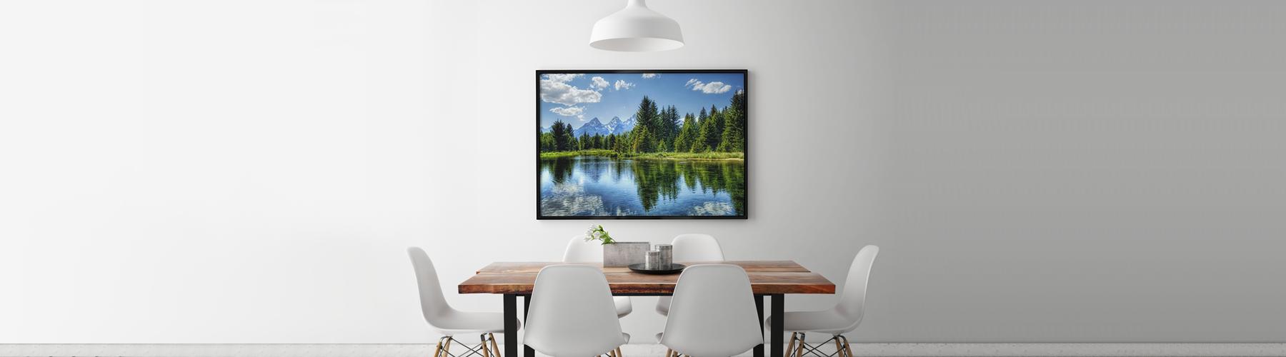 Come stampare una foto o una grafica su tela Canvas